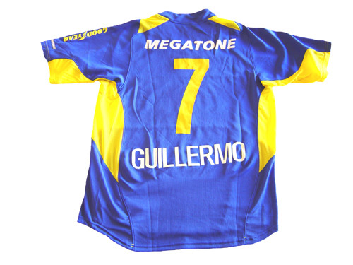 82c302d3297 NIKE BOCA JUNIORS 2006 HOME `GUILLERMO` JERSEY - Soccer Plus