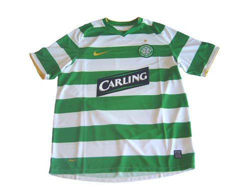 9411ca675 NIKE CELTIC 2009 HOME JERSEY - Soccer Plus