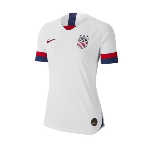999eaea9aee NIKE USA 2019 HOME WOMEN'S AUTHENTIC JERSEY - Soccer Plus
