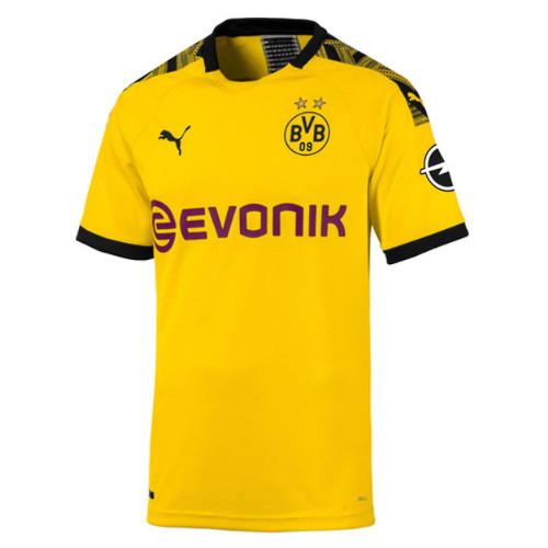 Puma Borussia Dortmund 2020 Cup Jersey Home Soccer Plus