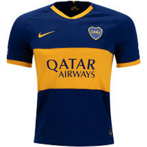 huge selection of fdc0a 86a29 NIKE BOCA JUNIORS 2018 HOME JERSEY - Soccer Plus
