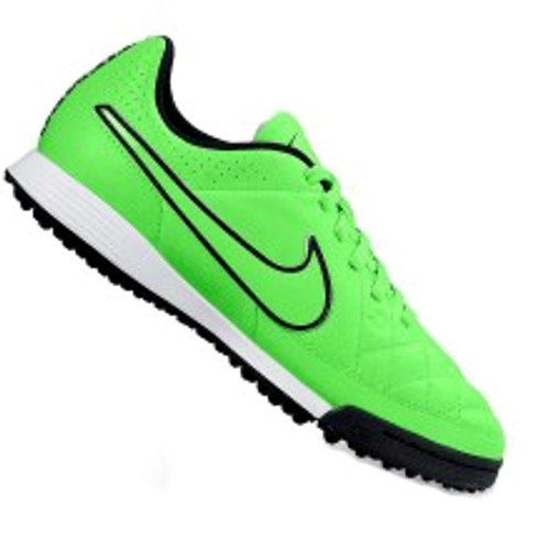e879863daad NIKE TIEMPO LEGACY TF GREEN STRIKE turf soccer shoes - Soccer Plus