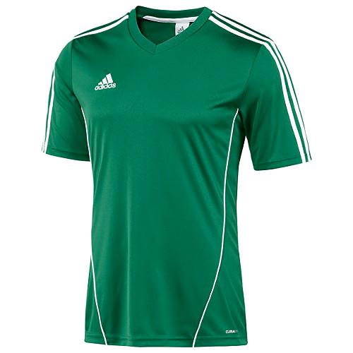a94adf018 ADIDAS ESTRO 12 JERSEY GREEN soccer team uniform - Soccer Plus