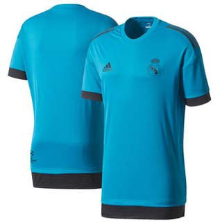 release date: ec64c 64981 Adidas Real Madrid 2018 Euro Training Jersey – Teal