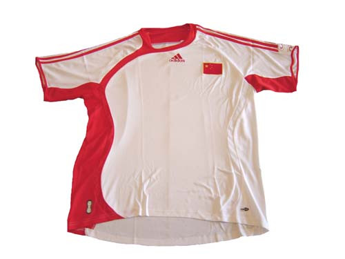 7ed139915 ADIDAS CHINA 2006 HOME JERSEY - Soccer Plus