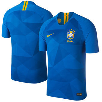 ff9694aa3f1 NIKE BRAZIL 2018 AWAY AUTHENTIC JERSEY - Soccer Plus