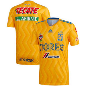 ADIDAS TIGRES 2019 HOME JERSEY - Soccer Plus affe51881