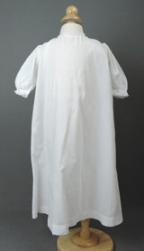 Vintage Edwardian Child Nightgown with Embroidery, 1900s, fits 23 inch chest