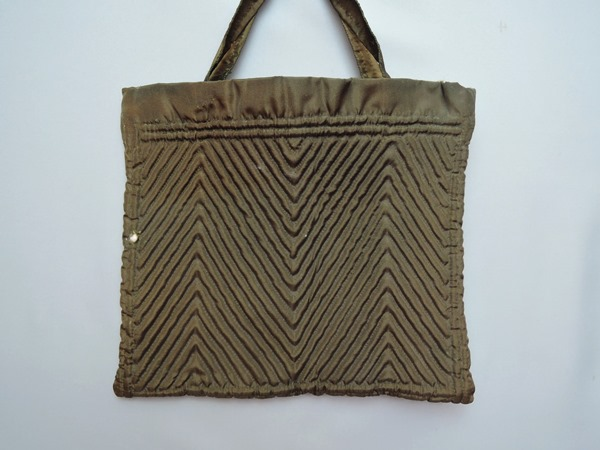 Vintage Hand Made Purse for 1938 New Jersey State Fair Competition