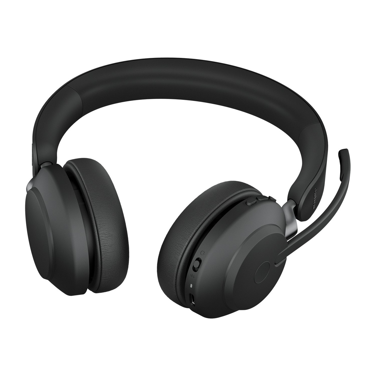 Jabra Singapore Jabra Evolve2 65 Ms Stereo Headset With Link 380 Usb A Wireless Adapter Black 26599 999 999