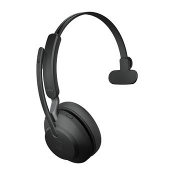 Jabra Singapore Jabra Evolve 65 Ms Mono Wireless Headset With Usb Adapter