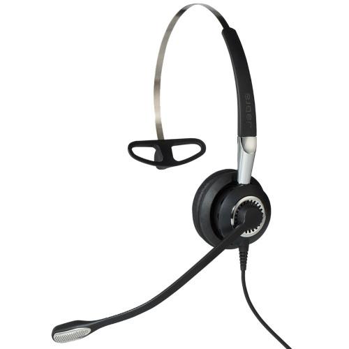 Jabra Biz 2400 II MS Mono Corded Headset, USB, CC