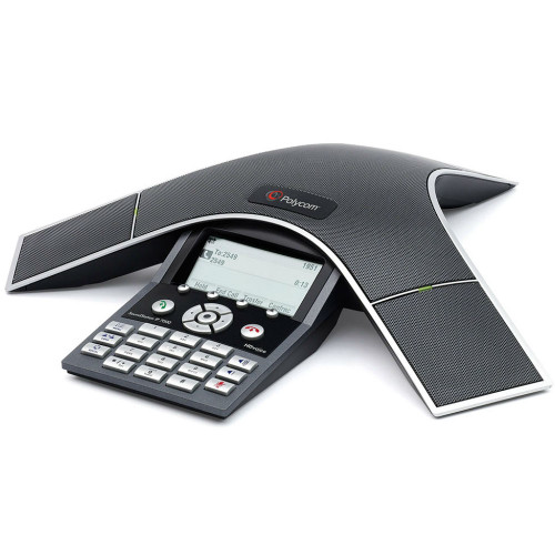 Poly SoundStation IP 7000 SIP-Based IP Conference Phone, With Power Supply, UK/SG Plug