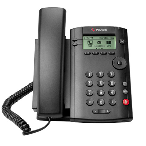 Poly VVX 101 Business Media Phone