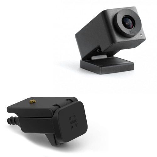 Huddly GO Meeting Room Camera, HD Ultra Wide Angle Video (Room Kit and Mounting Bracket)