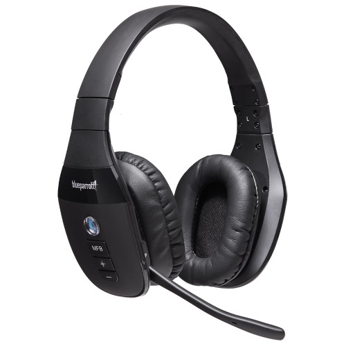 BlueParrott S450-XT Stereo Wireless Industrial Headset For High-Noise Environments