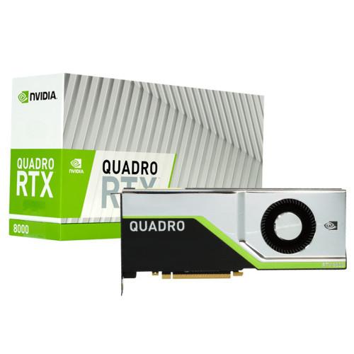 Leadtek NVIDIA Quadro RTX8000 GPU & Graphics Card (Turing Architecture)