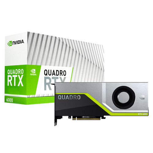 Leadtek NVIDIA Quadro RTX6000 GPU & Graphics Card (Turing Architecture)