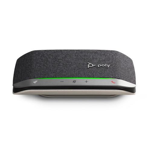 Poly Sync 20 USB Bluetooth Smart Speakerphone, Microsoft Teams, USB-A