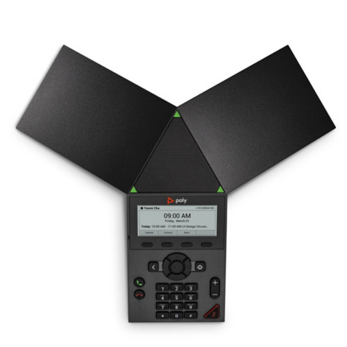 Poly Trio 8300 Smart IP Conference Phone, Open SIP Edition