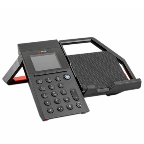 Poly Elara 60 W Mobile Phone Station For Blackwire Headsets, Without Headset