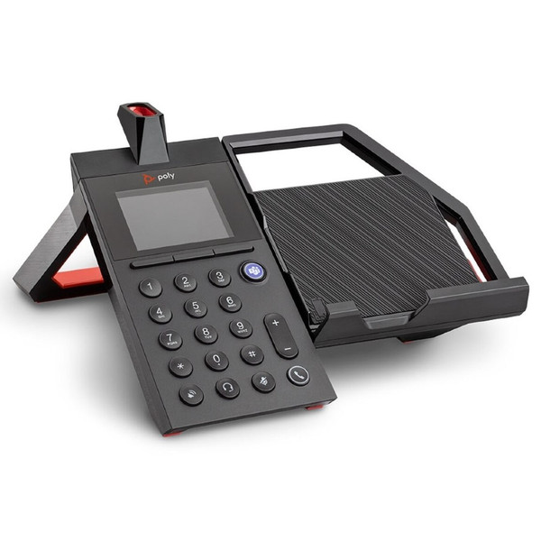 Poly Elara 60 WS Mobile Phone Station With Speaker For Voyager 5200 Headsets, Without Headset