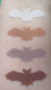 Beyond the Pale Dead Girl Cool-Toned Contour Powders - Set of All 4 Original Shades