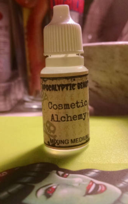Cosmetic Alchemy Mixing Medium