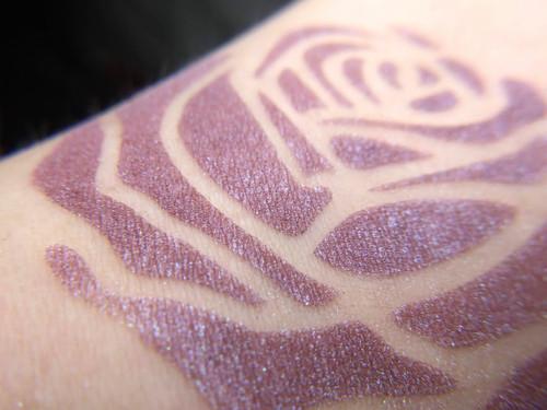 Rosetint My World - plum rose blush with a blue shift