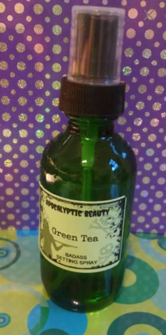 Green Tea Badass Setting Spray