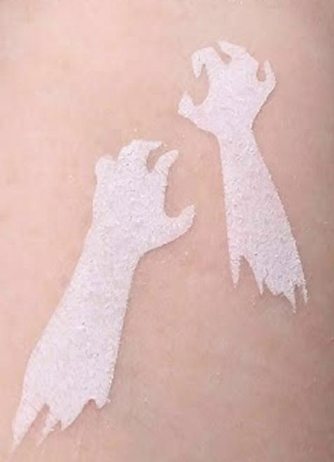 Pallid Pam - white highlighting contour powder