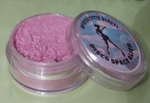 Ulala - silvery pink eyeshadow (LE)