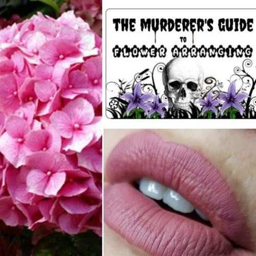 Hydrangea- soft earthy rose liquid lipstick