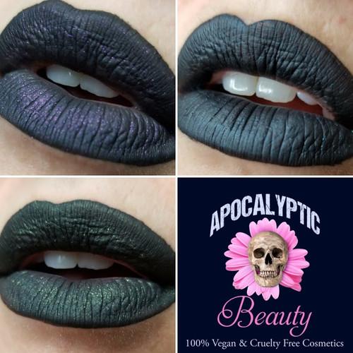 Dark Delectations Collection -  LE travel size liquid lipstick set