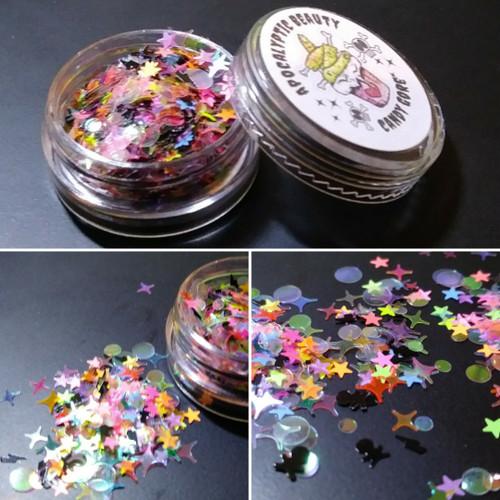 Candy Gore -  chunky glitter blend