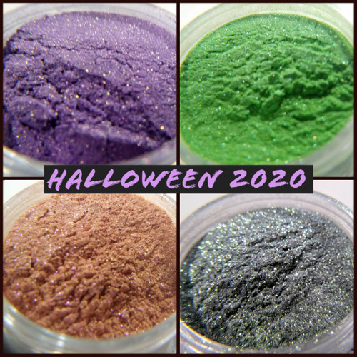 Halloween 2020 Eyeshadow Collection (LE)
