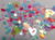 Heart of Glass - iridescent hearts custom glitter blend