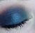NeverMore-Tisha - blue-black eyeshadow