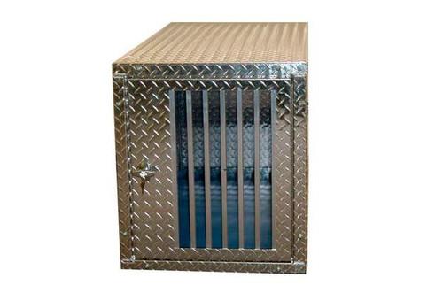 K9 Transport Dog Box - Single