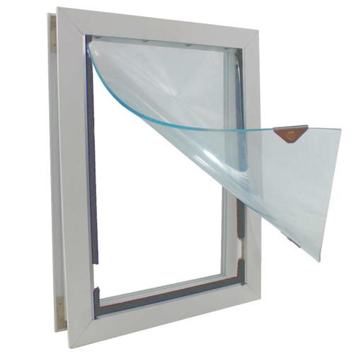 SB Standard In-Glass Pet Door
