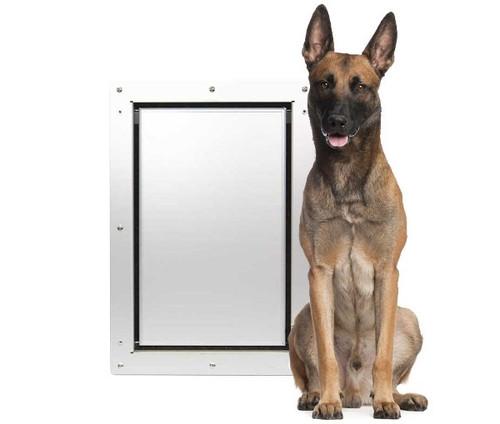 Aluminum Dog Door