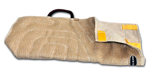 Replaceable Jute Adult Sleeve Cover