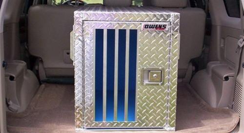 Hunter Dog Box - Single - No Storage