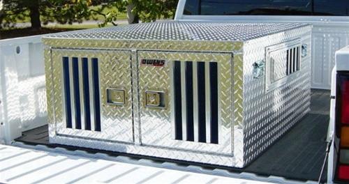 Hunter Dog Box - Double - No Storage