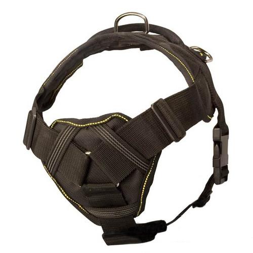Multifunctional Nylon K9 Harness