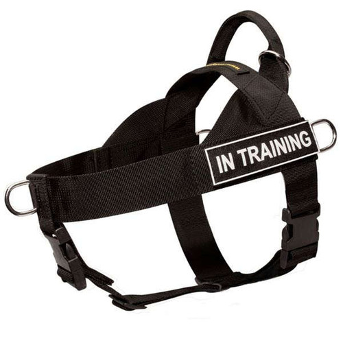 Nylon Multipurpose K9 Vest With Patches