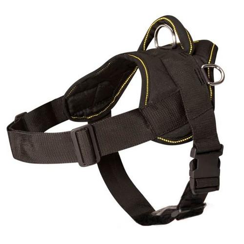 Nylon Adjustable K9 Vest