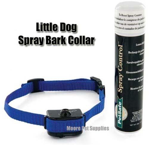 PetSafe Deluxe Little Dog Bark Spray Bark PBC00-11283