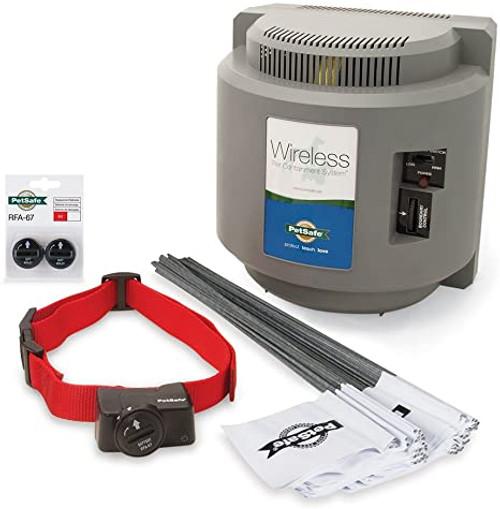 PetSafe Outdoor Premium Wireless Fence (PIF-300)
