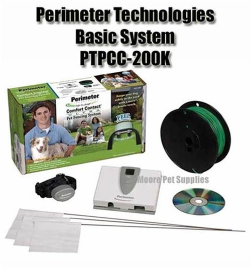 Basic Ultra Comfort Contact System Deluxe Plus PTPCC-200DP